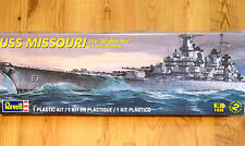 Revell Monogram 1:535 USS Missouri U.S. Navy Battleship Model Kit