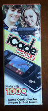 New iCade Mobile Game Controller 4 iPhone & iPod Touch Rotating Cradle Bluetooth