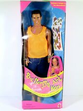 NIB BARBIE DOLL 1998 BUTTERFLY ART KEN