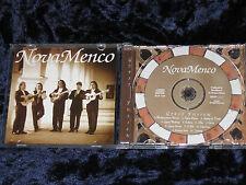 Nova Menco CD Gypsy Fusion 1997 EX/EX  NovaMenco  BCD-530