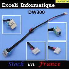 Connecteur dc power jack cable wire PACKARD BELL Easynote PEW91 PEW91 PEW 91 fr