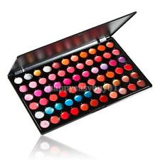 66 Colors Exquisite Pro Lip Gloss Lipstick Palette Beauty Makeup Cosmetic Set
