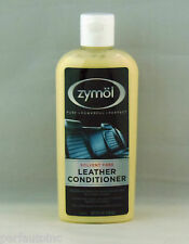ZYMOL LEATHER CONDITIONER 8OZ BMW PORSCHE AUDI VW MG