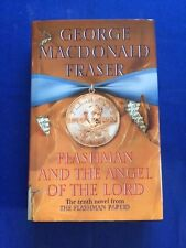 FLASHMAN AND THE ANGEL OF THE LORD - 1ST. ED. SIGNED BY GEORGE MACDONALD FRASER