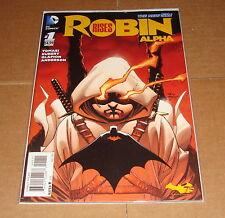 Robin Rises Alpha #1 1st Print DC Comics Batman
