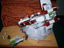 STAR WARS LEGO REPUBLIC GUNSHIP STORE DISPLAY CIRCA 2002
