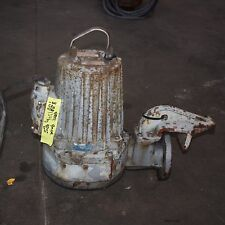 FLYGT 3~ 7.4kw Submersible Portable Solids Handling Pump 3127 181 0836013 3 inch
