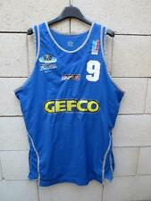 Maillot basket porté n°9 MULHOUSE Nike shirt LNB XL match worn