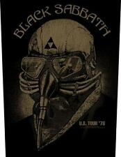 BLACK SABBATH - US Tour 78 Rückenaufnäher Backpatch