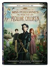 Miss Peregrines Home for Peculiar Children (DVD ONLY NO BOX ART)