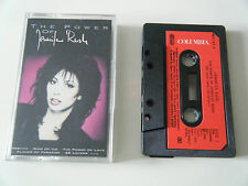 JENNIFER RUSH THE POWER OF CASSETTE TAPE 1992 RED PAPER LABEL SONY UK