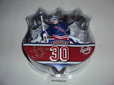 "2015  NHL Imports Dragon 6"" Wave 2  Henrik Lundqvist  #30 New York Rangers"
