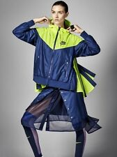 NIKE LAB X SACAI WINDRUNNER 100% GENUINE 716917-451 SIZE S SMALL