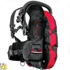 UK Hollis L.T.S. scuba diving LTS BCD light weigt size MD