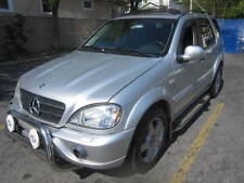 Mercedes-Benz: M-Class 4dr 4MATIC 5