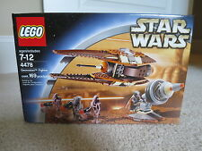 Lego Star Wars #4478 Genosian Fighter New Sealed (169 PCS)
