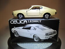 Tomica No 86 TAM Toyota Celica LB 2000GT, 1:60 Die cast  Made in Japan