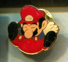 RARE PINS PIN'S .. JEU VIDEO GAMES BD COMICS NINTENDO MARIO BROS BOND N°1 ~CW
