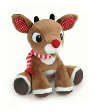 "Rudolph 8"" Plush RUDOLPH the CHRISTMAS REINDEER ~NEW~"