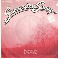 """1048-07  7"""" Single: Samantha Sang - Emotions"""