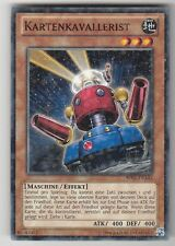 YU-GI-OH Kartenkavallerist Starfoil BP01-DE143