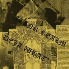 BLANK REALM - DEJA WHAT?  VINYL LP  8 TRACKS INDEPENDENT ROCK  NEU
