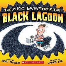 The Music Teacher from the Black Lagoon-ExLibrary