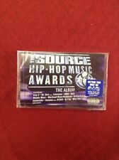 The Source Presents Hip-Hop Music Awards 2000 (Cassette ,Def Jam) NEW