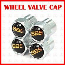 BBS DUST VALVE CAPS - FOR BBS WHEELS - PERFECT CHRISTMAS GIFT
