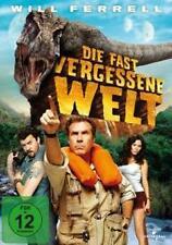 DVD DIE FAST VERGESSENE WELT - WILL FERRELL - STEINZEIT-KOMÖDIE *** NEU ***