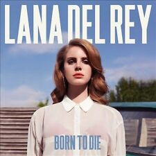 LANA DEL REY Born To Die CD BRAND NEW
