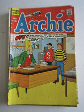 LOT OF 9 ARCHIE COMICS - SILVER AGE - .12 CENT COMICS - SEE PICS -LOT 1 -TUB CCB