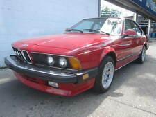 1986 BMW 6-Series