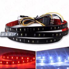 """60"""" 5-Function Flexible LED Strips Tailgate Bar Truck Brake Reverse Signal Light"""