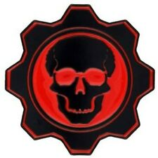 *NEW* Gears of War: Inverted Omen Cog Belt Buckle by Bioworld