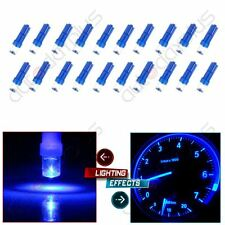 20x T5 Blue Car Instrument Cluster Panel Gauge Dash LED Bulb light 57 37 73 74
