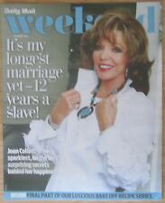 Joan Collins - Daily Mail Weekend magazine – 30 August 2014