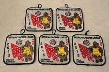 2015 Withlacoochee Lodge 98 Year Set - SR-9 Winter Bqt - Spring & Fall Ord Summe