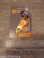 Emergency/Survival/First Aid: TICK WRANGLER, UST - Aluminum Tick Removal Tool