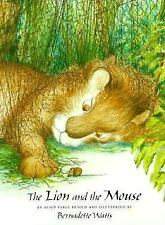 The Lion and the Mouse: A Fable by Aesop