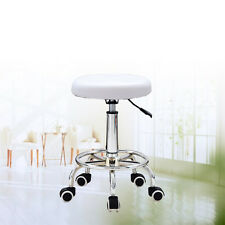 360° Swivel Chair Salon Massage Tattoo Hydraulic Lift Office Stool Footrest Base