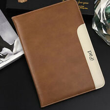 Slim Magnetic Leather Smart Protective Case Cover Stand For Apple iPad Air2 6