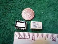 10-AROMAT MINI SMD RELAY TF25SA-5V SPDT X2 CONTACTS 5V DC COIL