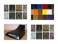 HONDA TRX400 Seat Cover Rancher 2005 2006  in 25 COLOR OPTIONS   (ST)