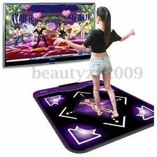 PC Computer USB English Menu Non-Slip Single Dance Pad 11mm