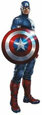 Marvel Superheroes Avengers Captain America Giant Wall Decal Sticker Party Decor