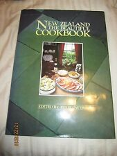 RARE RARE --- New Zealand the Beautiful Cookbook - Edited by Tui FlowerN--LARGE