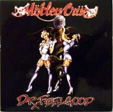 MÖTLEY CRÜE MAGNET - FRIDGE MAGNET DR FEELGOOD