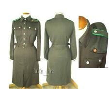 DDR Uniform Kleid + Mütze NVA Grenztruppen Armee Damen East german ladys dress