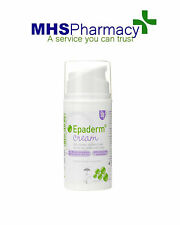 Epaderm 50g Non Greasy Skin Cleanser Emollient Cream Moisturiser Pump Dispenser